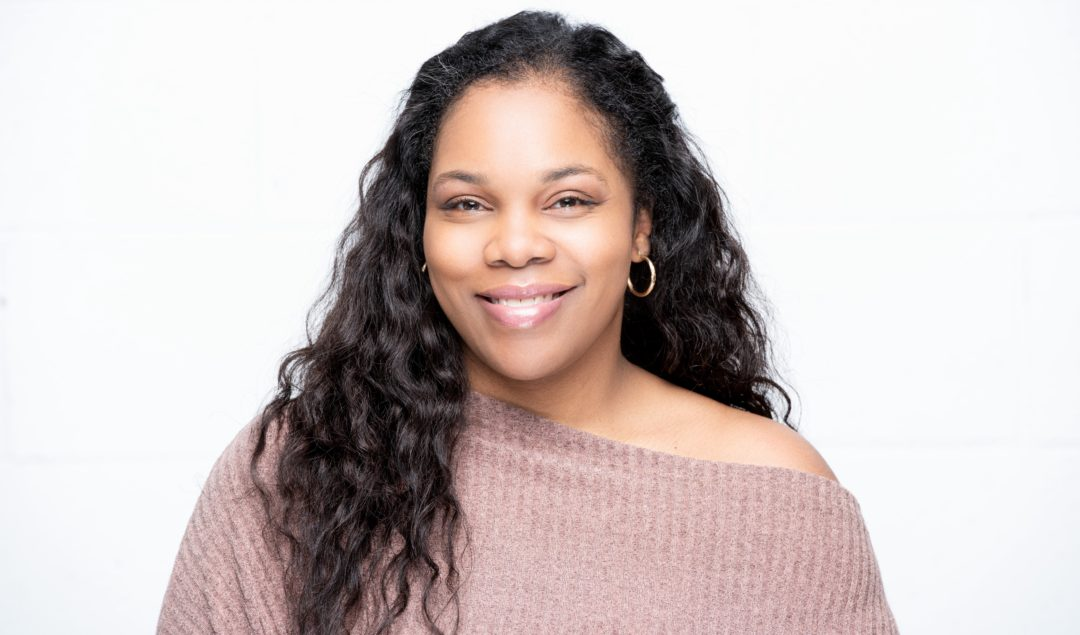 Ruby Love founder Crystal Etienne