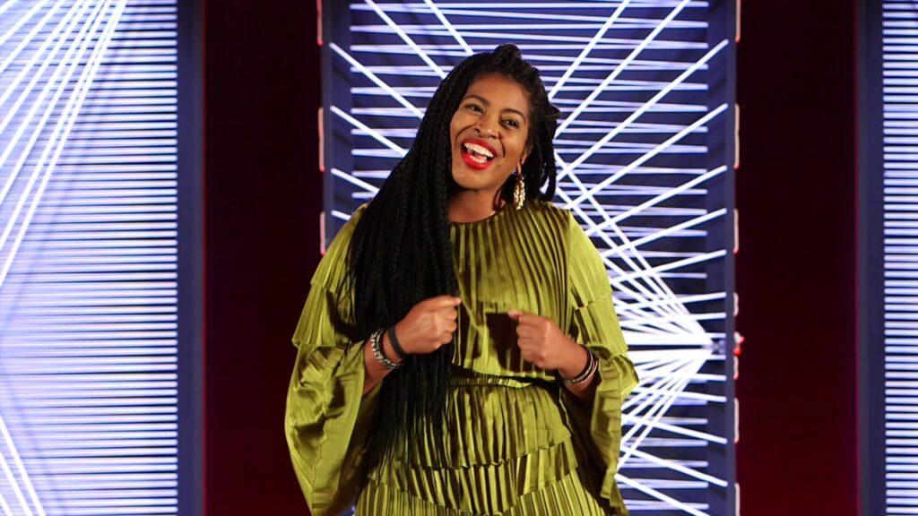 Cherae Robinson, Founder of Tastemakers Africa