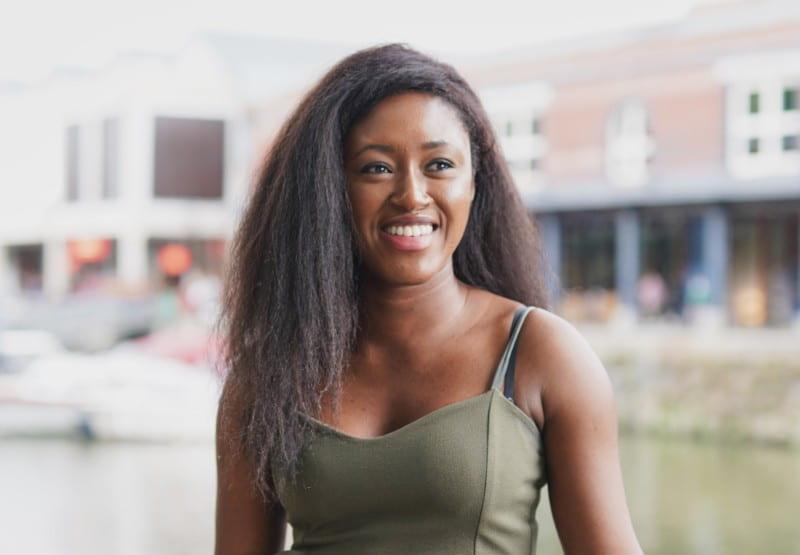 Izzy Obeng Managing Director of Founder Vine